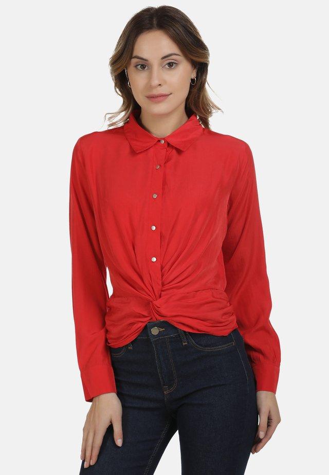Camisa - rot