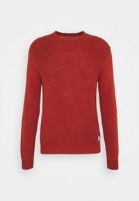 Jack & Jones - JCOWADE - Stickad tröja - red ochre - 0