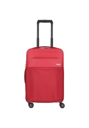 Wheeled suitcase - rio red