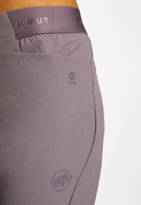 Mammut - MASSONE  - Outdoor trousers - shark - 3