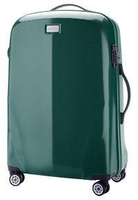 Wittchen - MITTLERER KOFFER - Wheeled suitcase - green - 2