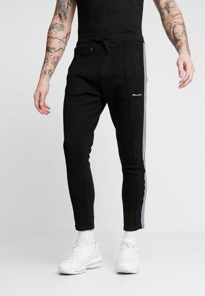 HARRISON  - Spodnie treningowe - black