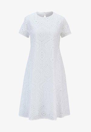 DAJOUR - Day dress - white