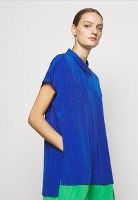 Diane von Furstenberg - Vapaa-ajan mekko - blue - 4