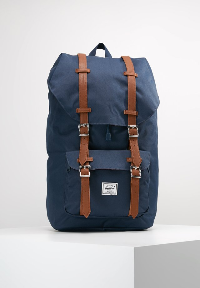 LITTLE AMERICA  - Tagesrucksack - dark blue