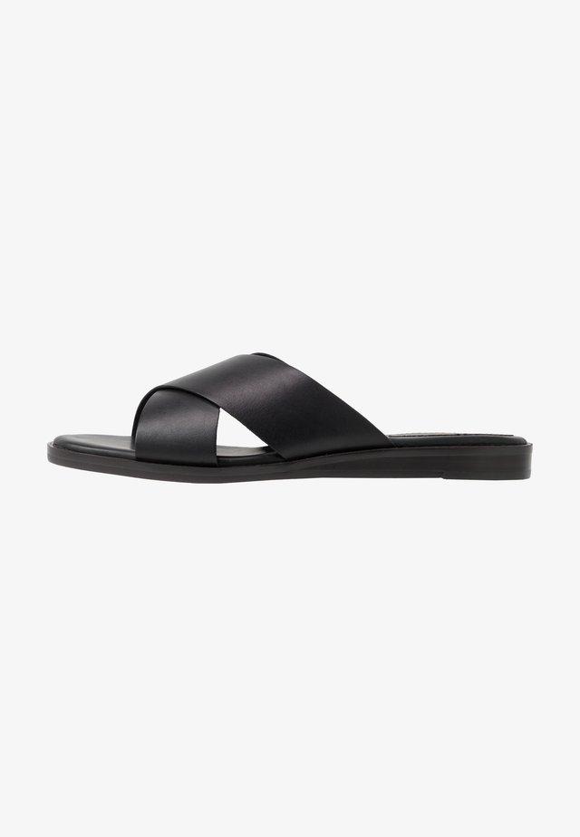 CROSS STRAP INGRID  - Sandaler - black