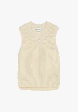 Sweter - chalky sand