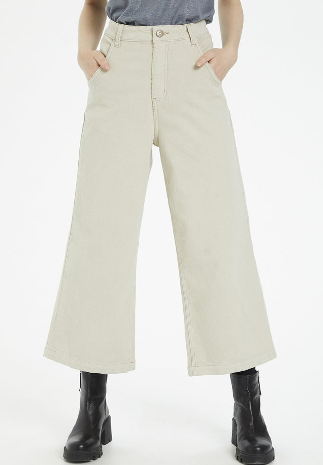MORGANCR  - Pantaloni - feather gray