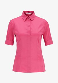 BOSS - BASHINI - Button-down blouse - pink - 4