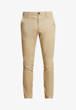 SARGENT LAKE STRETCH - Chino kalhoty - british khaki