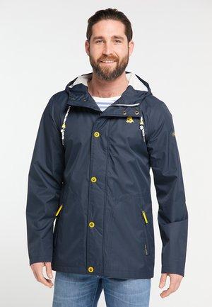 MIT MAGICPRINT - Waterproof jacket - marine
