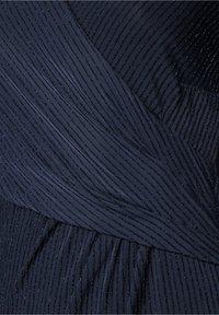 Vera Mont - Shift dress - dark blue/dark blue - 5