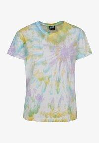 Urban Classics - Print T-shirt - pastel - 4