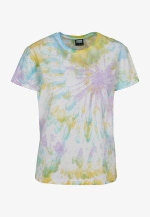 Camiseta estampada - pastel