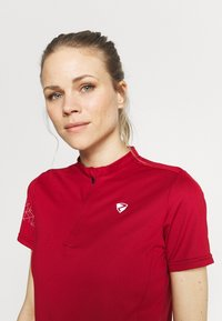 Ziener - NAMINTA LADY TRICOT - Cycling Jersey - red pepper - 3