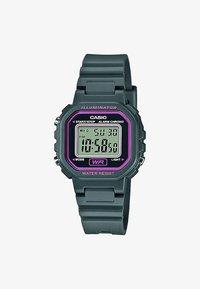 Casio - Digitální hodinky - grey - 0