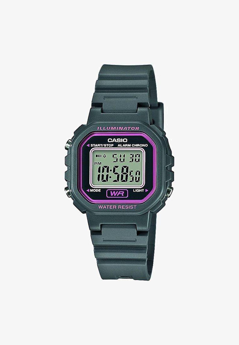 Casio - Digitální hodinky - grey