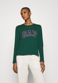 GAP - EASY TEE - Camiseta de manga larga - pine green - 0