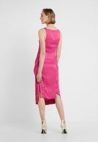 Vivienne Westwood Anglomania - VIRGINIA DRESS - Cocktail dress / Party dress - fuschia - 2