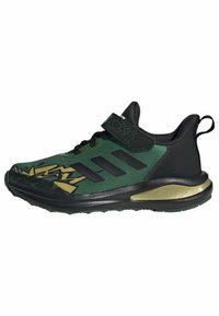 adidas Performance - LEGO® NINJAGO® FORTARUN  - Stabilty running shoes - green - 8