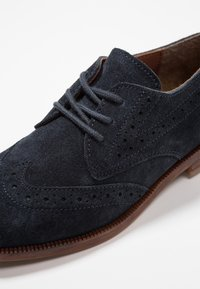 Friboo - Veterschoenen - dark blue - 2