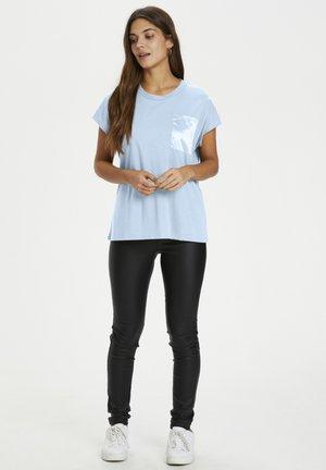 KABLANCA  - T-shirts print - chambray blue