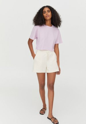 2 PACK - Basic T-shirt - light pink