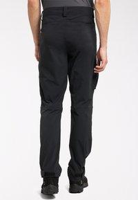 Haglöfs - Outdoor trousers - true black - 1