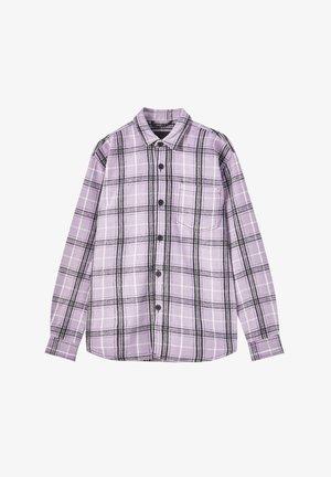 Shirt - mauve