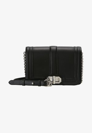 JENNIFER BAG - Bandolera - black