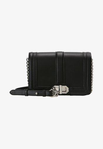 JENNIFER BAG - Across body bag - black