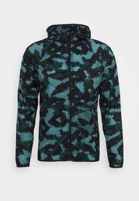 RUN ANYWHERE STORM  - Veste de survêtement - lichen blue