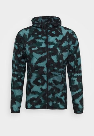 RUN ANYWHERE STORM  - Training jacket - lichen blue
