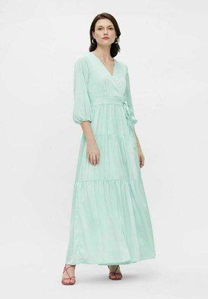 YASLUMEN WRAP 3/4 - Maxi dress - starlight blue