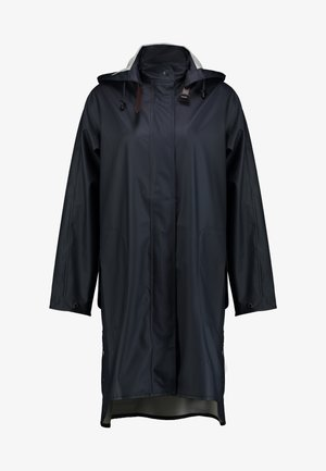 TRUE RAINCOAT - Parka - dark indigo