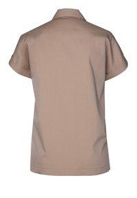 BOSS - Button-down blouse - beige - 1