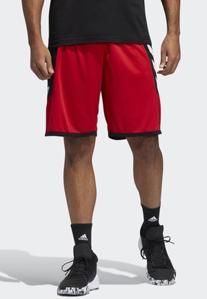PRO MADNESS SHORTS - Sports shorts - red