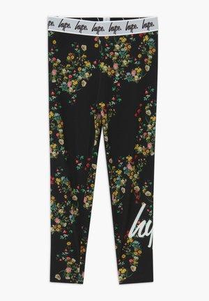 GIRLS - Leggings - Trousers - multi-coloured