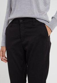 AG Jeans - CADEN - Trousers - super black - 3