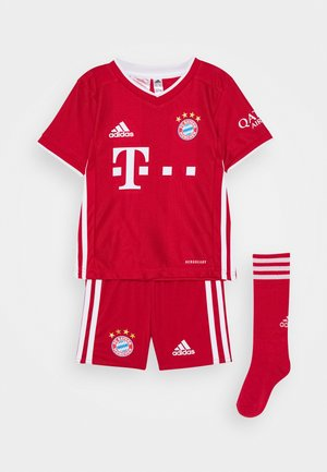 FC BAYERN MUENCHEN SPORTS FOOTBALL MINIKIT SET - Sports shorts - fcb true red