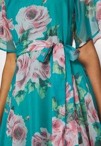 U Collection by Forever Unique - Vestito elegante - teal - 5