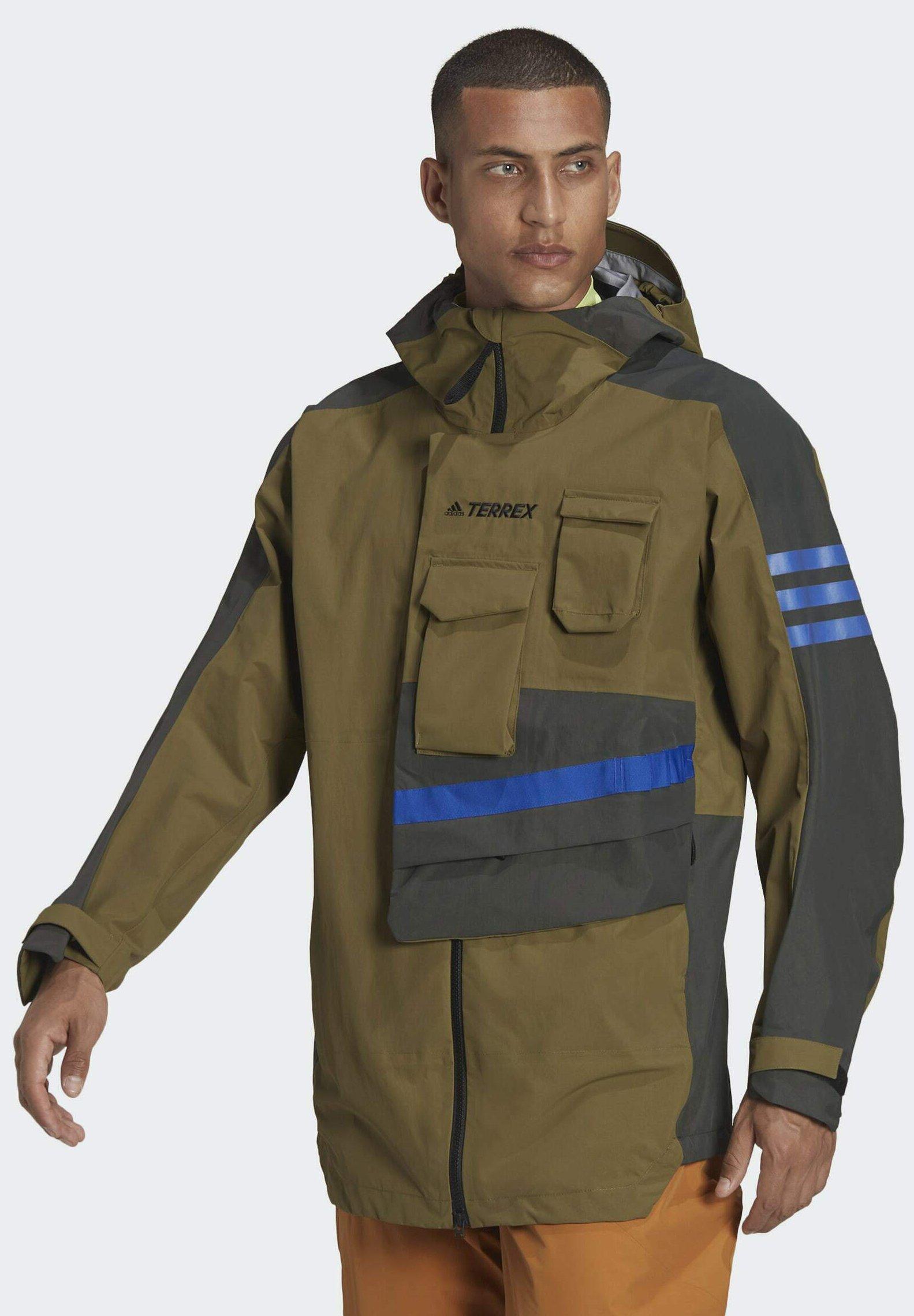 Men XPLORIC RAIN  HIKING TECHNICAL RAIN - Waterproof jacket