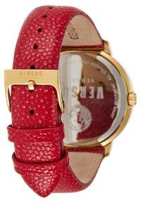 Versus Versace - MOUFFETARD - Watch - red - 2