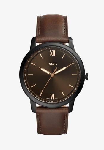 THE MINIMALIST - Watch - brown