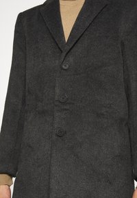 Only & Sons - Classic coat - dark grey melange - 5