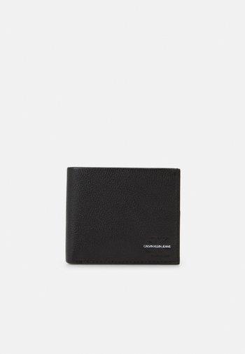 MICRO PEBBLE BILLFOLD COIN - Wallet - black