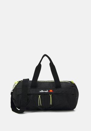 AMANDO BARREL BAG UNISEX - Sports bag - black