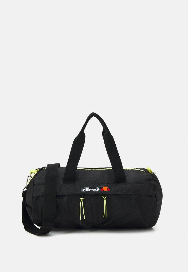 Ellesse - AMANDO BARREL BAG UNISEX - Sportovní taška - black