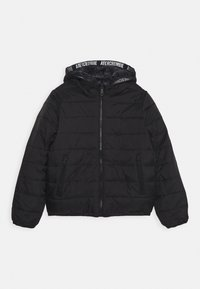 Abercrombie & Fitch - COZY PUFFER - Winter jacket - black - 0