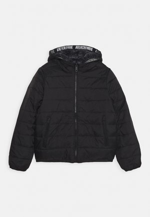COZY PUFFER - Winter jacket - black
